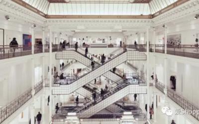 巴黎人的百货公司情结 | 购物鄙视链