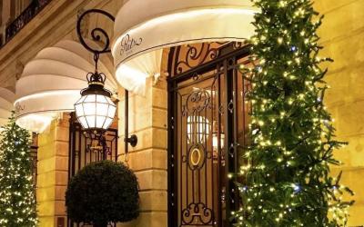 在巴黎,比拎爱马仕更显珍贵身份的,是能够入住这四家酒店